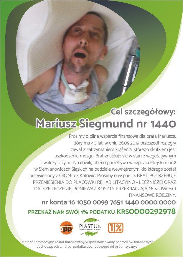 Fundacja-Piastun_ulotka-A6_Mariusz-Siegmund_przód