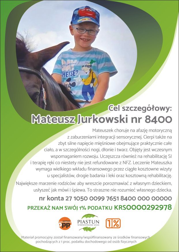 Fundacja-Piastun_ulotka-A6_Mateusz-Jurkowski_PRZÓD
