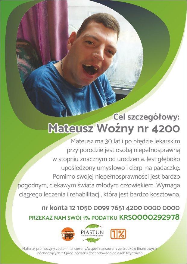 Fundacja-Piastun_ulotka-A6_Mateusz-Woźny_PRZÓD